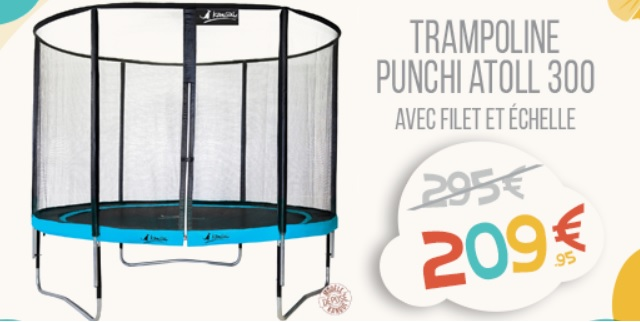 protections trampoline