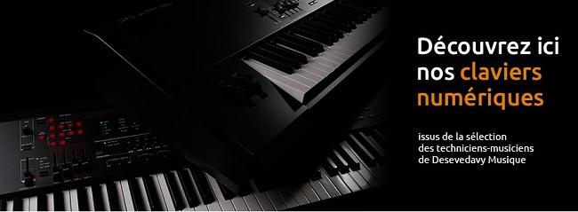 clavier synthétiseur