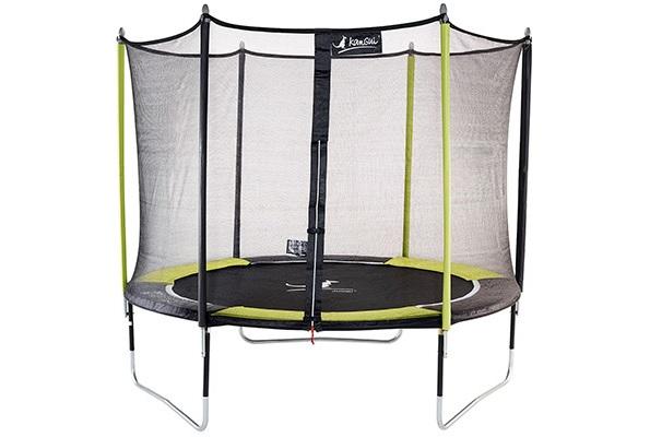 trampoline avec filet 430