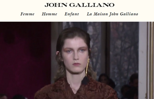 trench coat john galliano