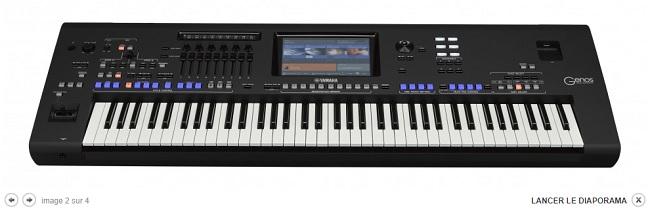 piano yamaha csp 150 B