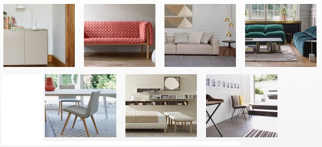 mobilier contemporain