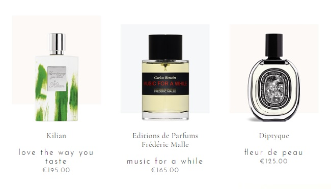 Perfume Odin