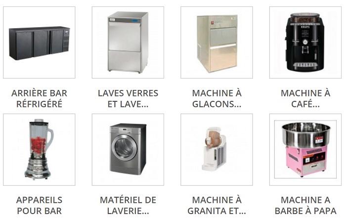 matériel de laverie professionnelle