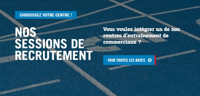 formation agent commercial rennes