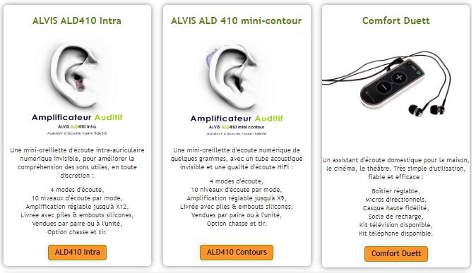 amplificateur d oreilles